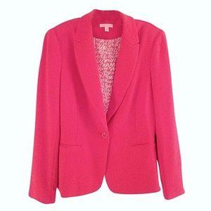Lilly Pulitzer Pink Blazer